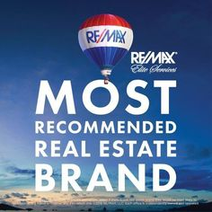 Don't go with someone you might know, go with an agent who KNOWS! Get an experienced REMAX agent to guide you!
