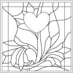 stained glass patterns for free