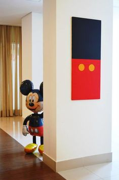 Mickey Mouse 1st Birthday Party