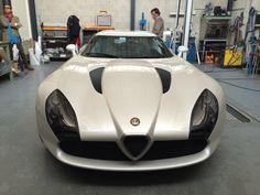 Alfa Romeo TZ3 designed by Zagato