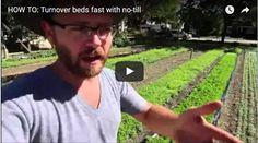 HOW TO: Turnover Beds Fast with No-Till