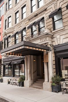 Hotels In New York City Instagram Worthy Hotels