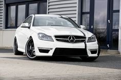 Mercedes C63AMG Coupe