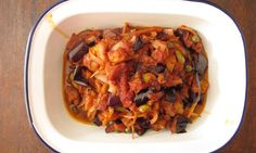 How to cook the perfect caponata
