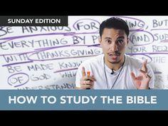 Bible Study Tips…(Video) ||| Light Ministry Blog