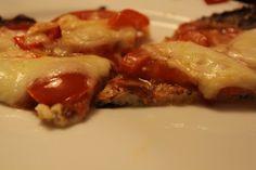 #lowcarb #blumenkohl #pizza #rezept #vegetarisch