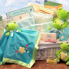 Just Hoppin' Around Baby HamperBaby hampers