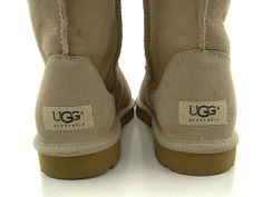 Ugg Classic Short Boots 5825 Sand Sale