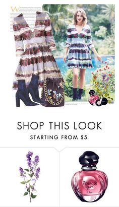 """""""Dior Resort 2016"""" by sella103 ❤ liked on Polyvore featuring Christian Dior"""