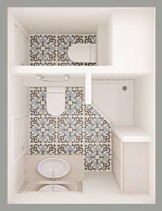 Фотография: Ванная в стиле , Квартира, Перепланировка, КОПЭ – фото на InMyRoom.ru