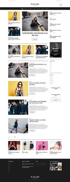 Waylard - Fashion Blog
