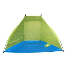 MX - Portable Beach Tent Outdoor Camping Sun Shelter Pop Up Uv Protection & Bag