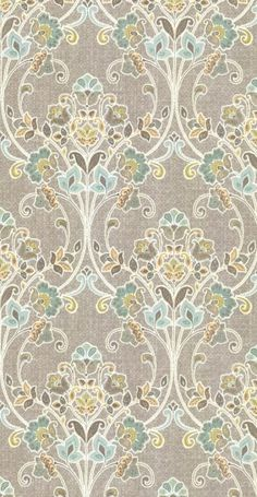 Kismet 1014-001810 - Tapettitaivas Bedding Inspiration, Wallpaper Decor, Textures Patterns, Repeat, Interior, Flowers, Walls, Wallpapers, Journal