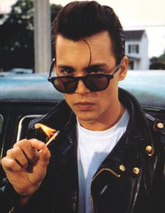 Johnny in Cry Baby