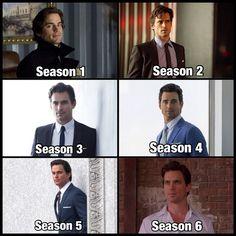Neal Caffrey. White Collar