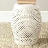 Found it at Wayfair - Diamond Garden Stool