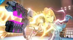 大乱闘スマッシュブラザーズ for Nintendo 3DS / Wii U:ゼロスーツサムス