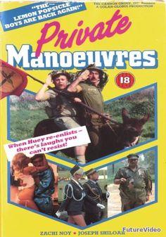 Горячая жевательная резинка 4, часть 2: Частные маневры (1983) - смотреть онлайн в HD бесплатно - FutureVideo