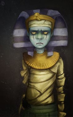 Tutenstein by LoranDeSore on DeviantArt Newest Tv Shows, Fan Art, Cosplay, Shinigami, Theme Song, My Childhood, Old And New, Anime, The Incredibles