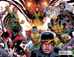 Uncanny X-Men #600 | Veja a galeria de capas do especial de aniversário da principal HQ dos X-Men | Omelete