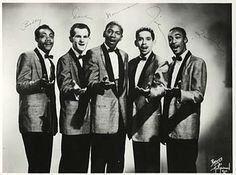 The Del-Vikings (also known as The Dell-Vikings) are a doo-wop musical group, who recorded several hit singles in the 1950s, and continued to record and tour with various lineups in later decades. The group was notable for being one of the few racially integrated musical groups to attain success in the 50's. The Del-Vikings were formed in 1955 by members of the United States Air Force stationed in Pittsburgh, Pennsylvania.