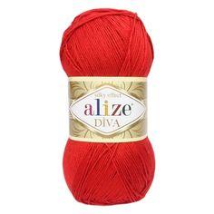 Alize Diva 106 červená Diva, Winter Hats, Fashion, Moda, Fashion Styles, Divas, Fashion Illustrations, Godly Woman