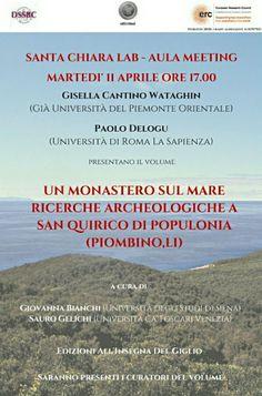 """Italia Medievale: """"Un monastero sul mare"""" presentazione a Siena"""