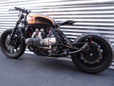 84 1200 Goldwing bobber Unreal Bikes Pinterest