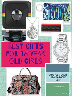 Brilliant Gift Ideas For 18 Year Old Girls Popular Birthdays Birthday Gifts