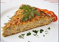 Cuketová sekaná se zeleninou Pumpkin Squash, Czech Recipes, Vegetarian Cooking, Meatloaf, Food Hacks, Quiche, Banana Bread, Zucchini, Food And Drink