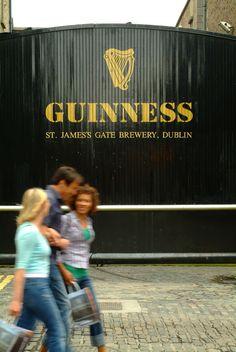 The Guinness Storehouse in Dublin, Ireland: Mark McGovern Q&A Ireland Vacation, Ireland Travel, Dublin Ireland, Ireland Food, Travel Europe, Guinness Storehouse Dublin, Dublin Attractions, Guinness Brewery, Visit Dublin