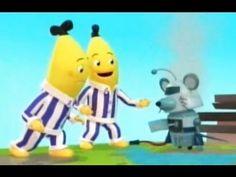 Bananas en Pijama - El robot - YouTube