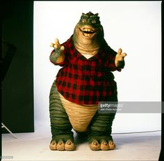 July SINCLAIR Get premium, high resolution news photos at Getty Images Earl Sinclair, Dinosaurs Tv, Abc Photo, July 31, Jim Henson, Photo Archive, It Cast, Gallery, Fictional Characters