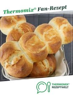 Stangensemmeln wie vom Bäcker Bar rolls like from the baker by Sybis_Rezepte. A Thermomix ® recipe from the Bread & Buns category www.de, the Thermomix ® community. Bread Bun, Bread Rolls, Best Bread Recipe, Bread Recipes, Pampered Chef, Meatloaf Recipes, Air Fryer Recipes, Bread Baking, Chocolate Recipes