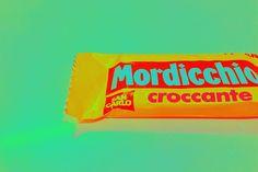 #mordicchio the simplest #joy of life. #fabriziogarda #fluo #packaging #design #vsco #vscofilter #vintagelook