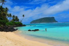 Upolu is Samoa's busiest island and an absolute gem. Discover the top things to do in Upolu, from pristine tropical beaches to chasing waterfalls! Island Tour, Tropical Beaches, Desert Island, Beaches In The World, Beach Tops, South Pacific, Tahiti, Islands, Things To Do