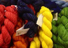 New colorways of Madelinetosh Tosh Merino Light - fingering weight yarn #madelinetosh_yarn #tosh_merino_light #fingering_weight_yarn