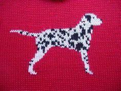 Dalmatian design.