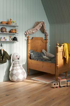 Skapa ett hållbart, lekfullt och personligt barnrum snabbt och enkelt - Moelven