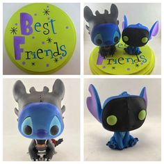 Stitch and Tootthless