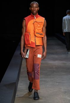 A-Cold-Wall Fall 2019 Menswear Collection - Vogue Fast Fashion, High Fashion, Winter Fashion, Vogue Paris, Runway Fashion, Mens Fashion, A Cold Wall, Fashion Show Collection, Mannequins