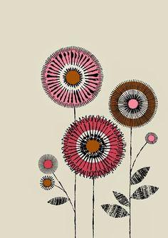 Petal to Petal: Artist Feature: The Wonderful work of Eloise Renouf