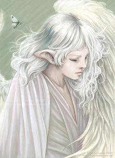 95 best beauty images on pinterest cabello de colores character little wings adele lorienne fandeluxe Images