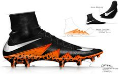 Nike Hypervenom Phantom II Design Sketches Revealed - Footy Headlines
