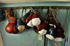 Boxers...