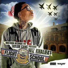 Stream Flight School Mixtape by Wiz Khalifa Hosted by Rostrum Records Rap Albums, Music Albums, Songs Album, Wiz Khalifa, Taylor Gang Or Die, Ipod, Hip Hop Mixtapes, Hip Hop Singers, Taylors Gang