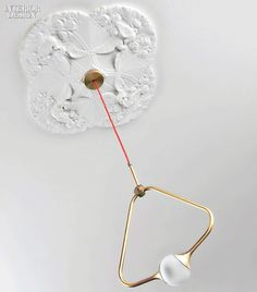 Editors' Picks: 47 Versatile Light Fixtures - Property Medal Suspension pendant