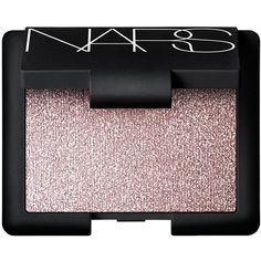 NARS Earthshine Hardwired Eyeshadow - Earthshine ($25) ❤ liked on Polyvore featuring beauty products, makeup, eye makeup, eyeshadow, beauty, earthshine, nars cosmetics and shiny eyeshadow