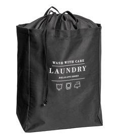 Tvättsäck | Svart | Home | H&M SE