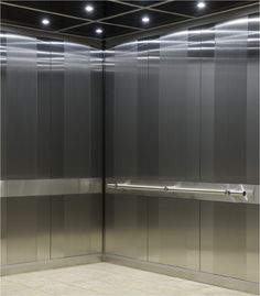 DuoTex Pattern 1SL/Sandtex®  and Pattern 5HR   Elevator Interiors by SnapCab